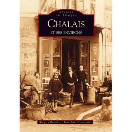 Chalais et ses environs Recto