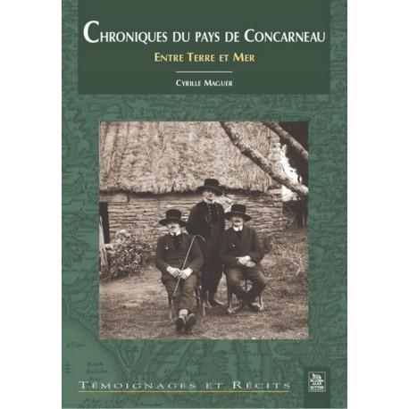 Chroniques du pays de Concarneau Recto