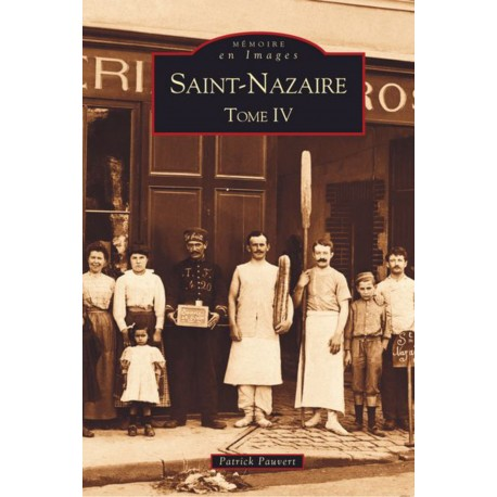 Saint-Nazaire - Tome IV Recto