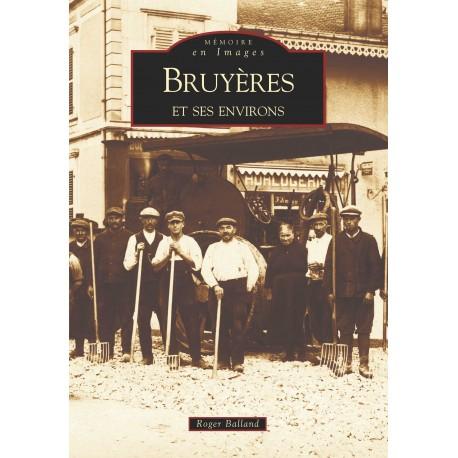 Bruyères et ses environs Recto