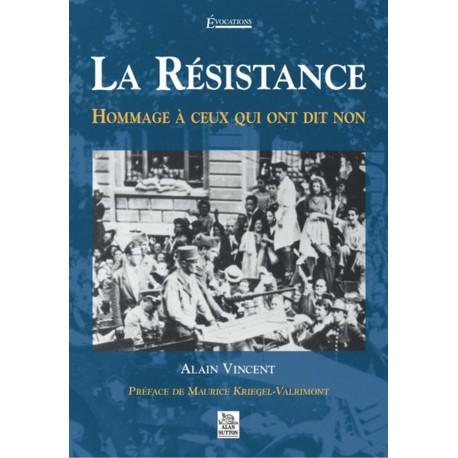 Résistance - Hommage à ceux qui ont dit non (La) Recto