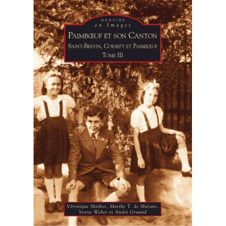 Paimboeuf et son canton - Tome III Recto