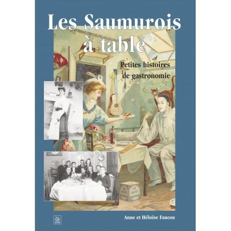 Saumurois à table (Les) Recto