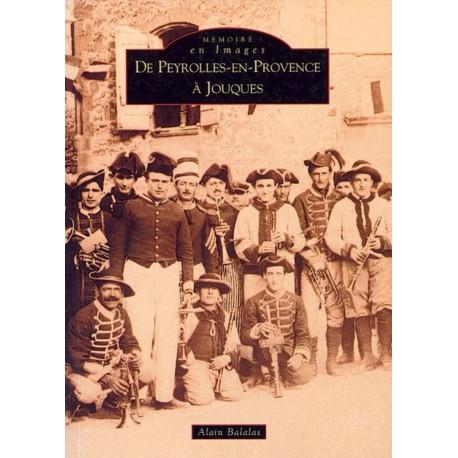 Peyrolles-en-Provence à Jouques (De) Recto