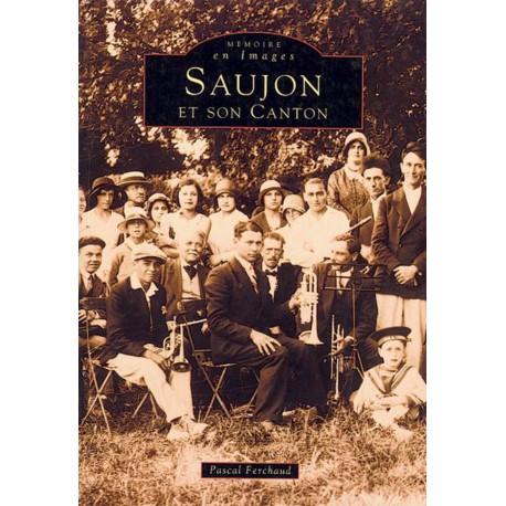 Saujon et son canton Recto
