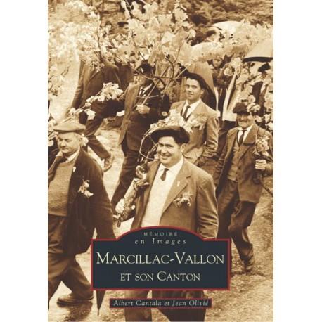 Marcillac-Vallon et son canton Recto