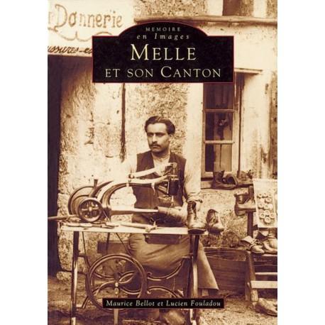 Melle et son canton Recto