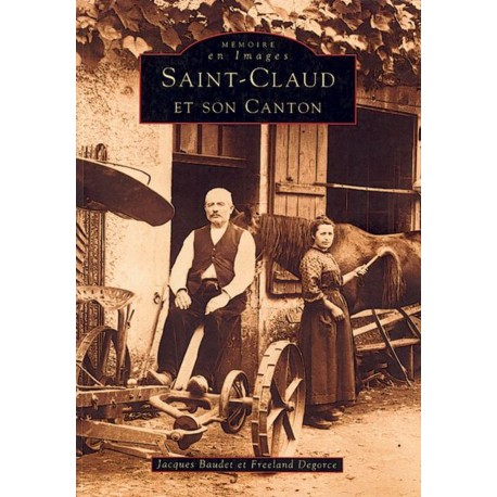 Saint-Claud et son canton Recto