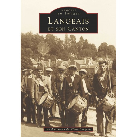 Langeais et son canton Recto