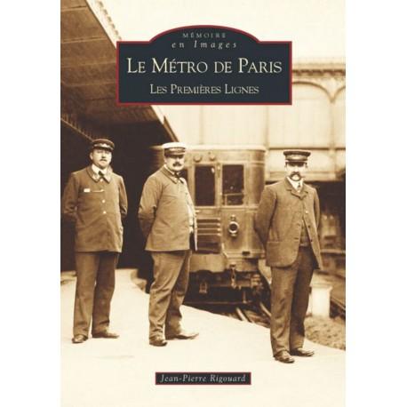 Métro de Paris - Tome I (Le) Recto