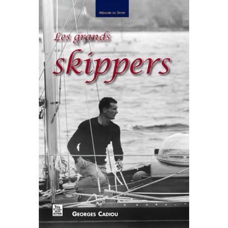 Grands skippers (Les) Recto