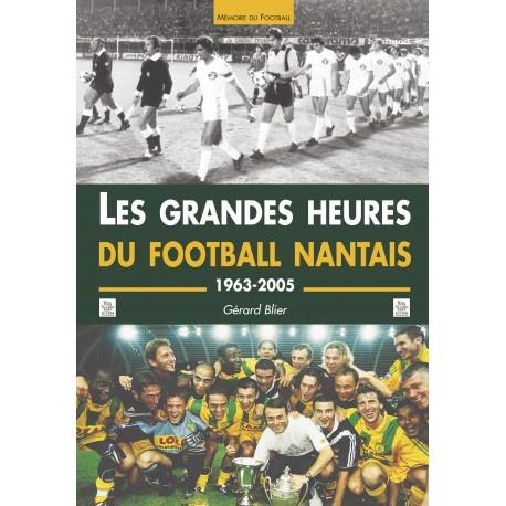Grandes heures du Football nantais (Les) Recto