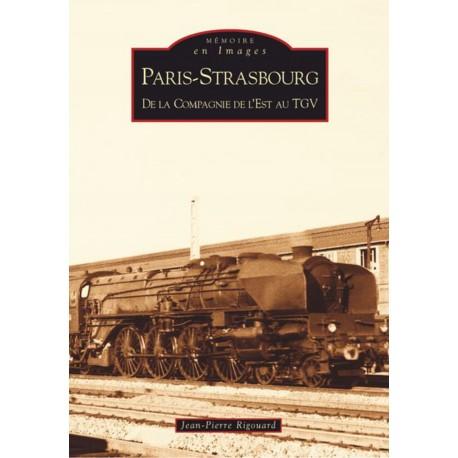 Paris-Strasbourg Recto