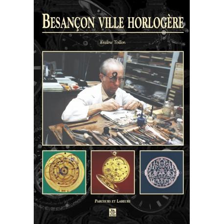 Besançon ville horlogère Recto