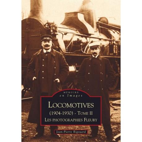 Locomotives (1904-1930) - Tome II Recto