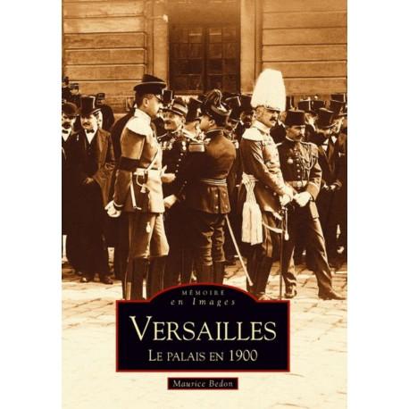 Versailles le palais en 1900 Recto