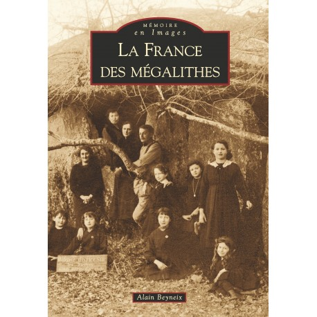 France des mégalithes (La) Recto