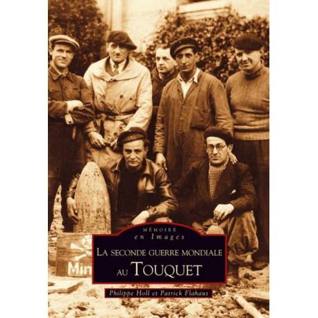 Seconde guerre mondiale au Touquet (La) Recto