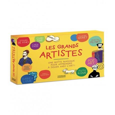 Les grands artistes Recto