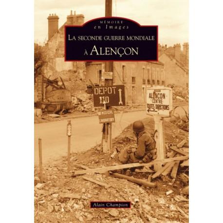 Seconde guerre mondiale à Alençon (La) Recto