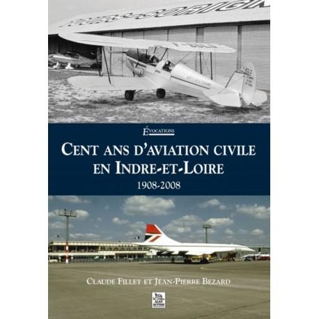 Cent ans d'aviation civile en Indre-et-Loire Recto
