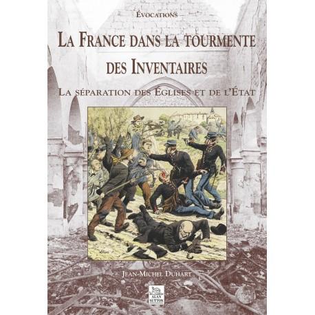 France dans la tourmente des Inventaires (La) Recto