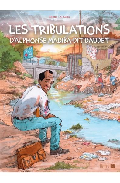 Les tribulations d'Alphonse Madiba dit Daudet