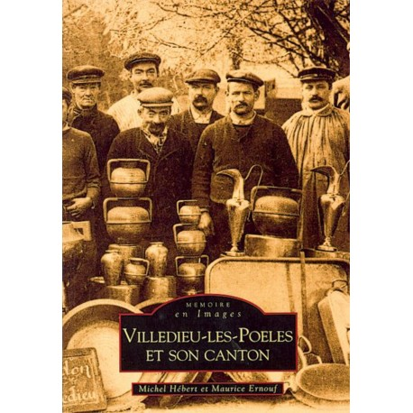 Villedieu-les-Poêles et son canton Recto