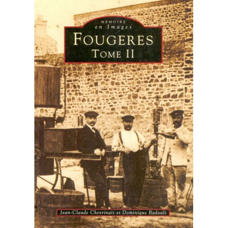 Fougères - Tome II Recto