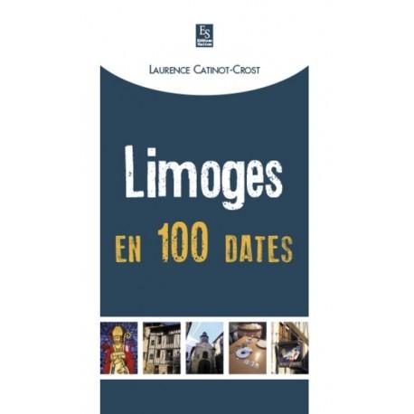 Limoges en 100 dates Recto