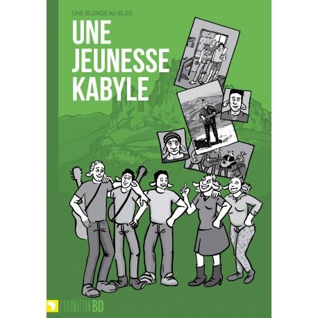 Une jeunesse kabyle Recto