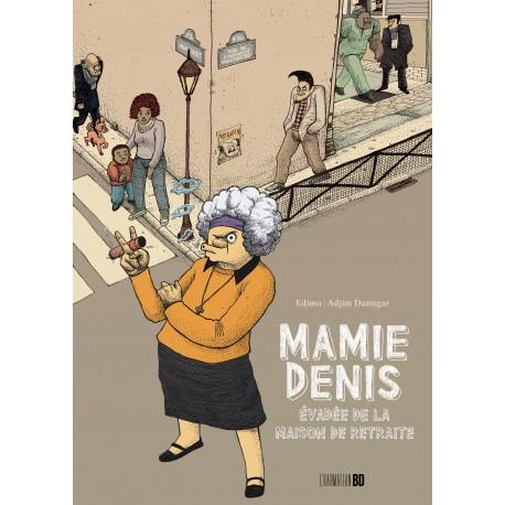 Mamie Denis évadée de la maison de retraite Recto