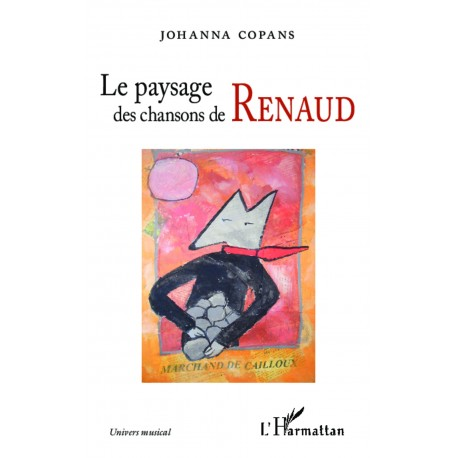 Le paysage des chansons de Renaud Recto