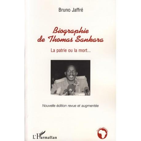 Biographie de Thomas Sankara Recto