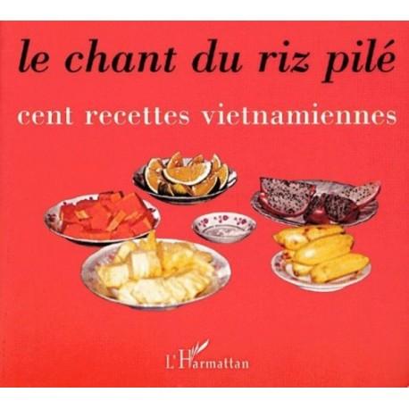 Le chant du riz pilé Recto