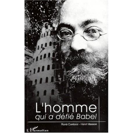 L'homme qui a défié Babel : Ludwik Lejzer Zamenhof Recto