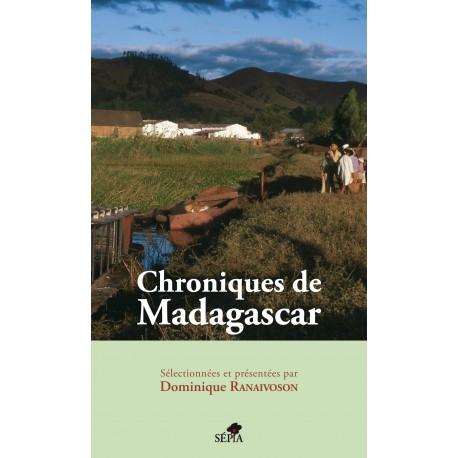 Chroniques de Madagascar Recto