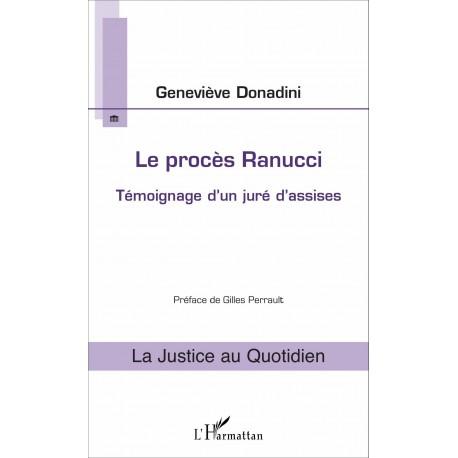 Le procès Ranucci Recto