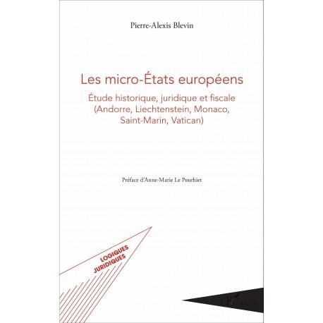 Les micro-États européens Recto