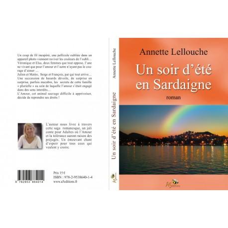Un soir d'été en Sardaigne Recto