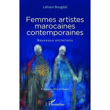Femmes artistes marocaines contemporaines Recto