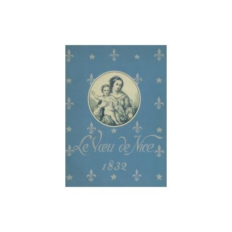 Le Voeu de Nice 1832 Recto