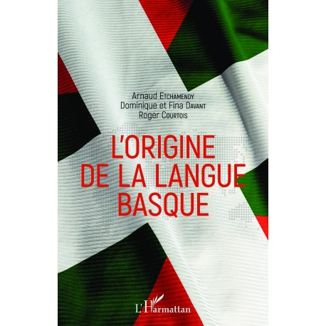 L'origine de la langue basque Recto