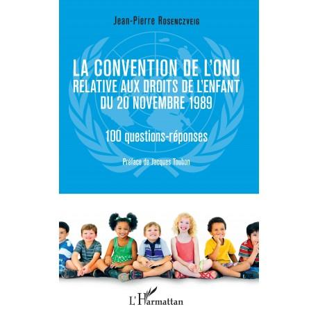 La convention de l'ONU relative aux droits de l'enfant du 20 novembre 1989 Recto