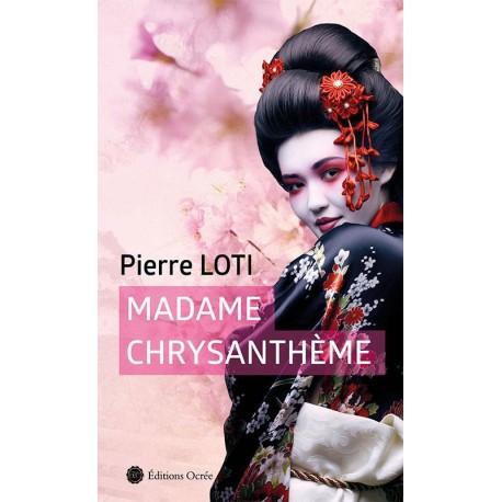 Madame Chrysanthème Recto