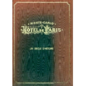 Monte-Carlo, Hôtel de Paris Un siècle d'histoire  Recto