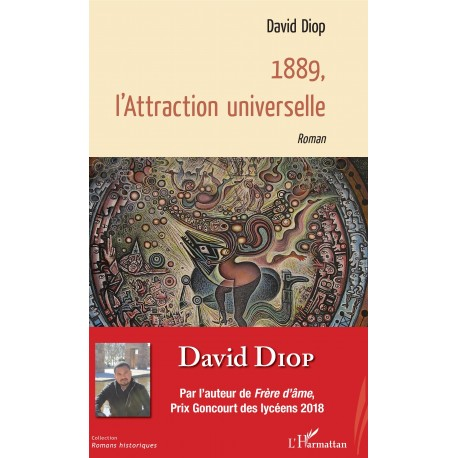 1889, l'Attraction universelle Recto