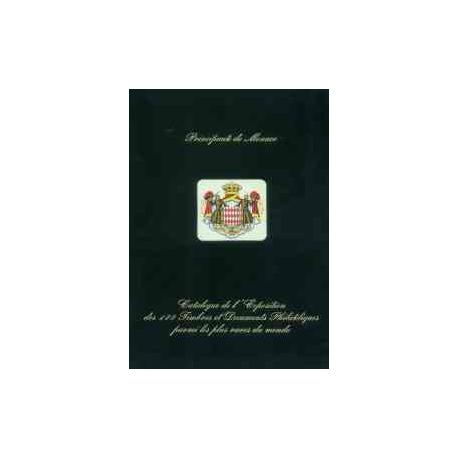 Catalogue de l'exposition Monaco Phil 2004 Recto