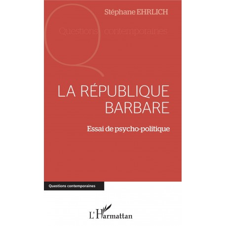 La république barbare Recto