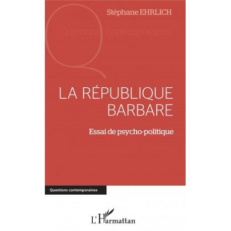 La république barbare Recto